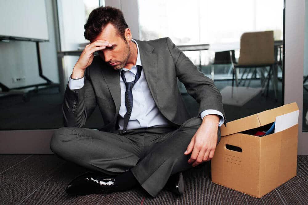 Arbetslös man i behov av lån trots utan inkomst
