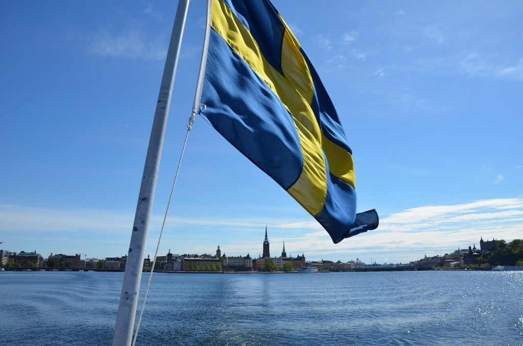 Skrämmande situation i Stockholm