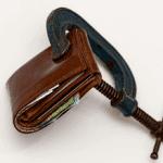 Stängd plånbok
