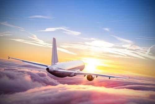 billigt flyg semesterbudget