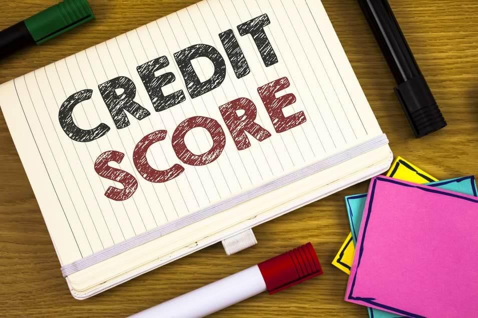 forbättra credit score