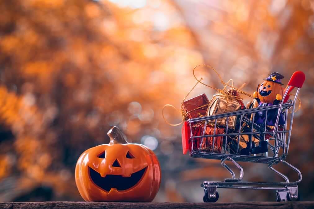 Halloween Sverige 2019