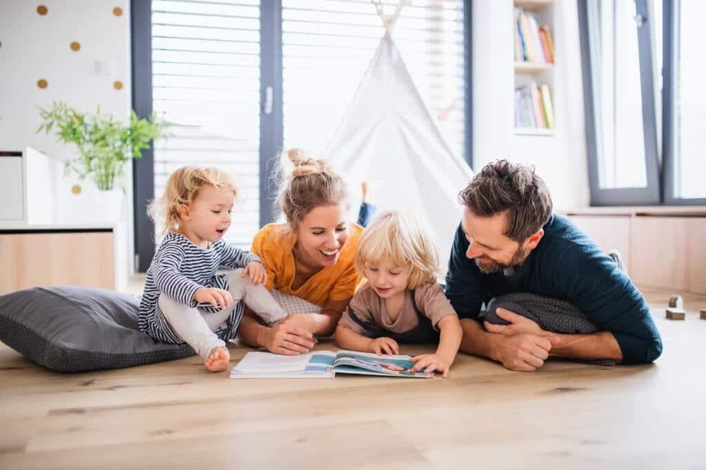 Föräldrar som sparat till sina barn