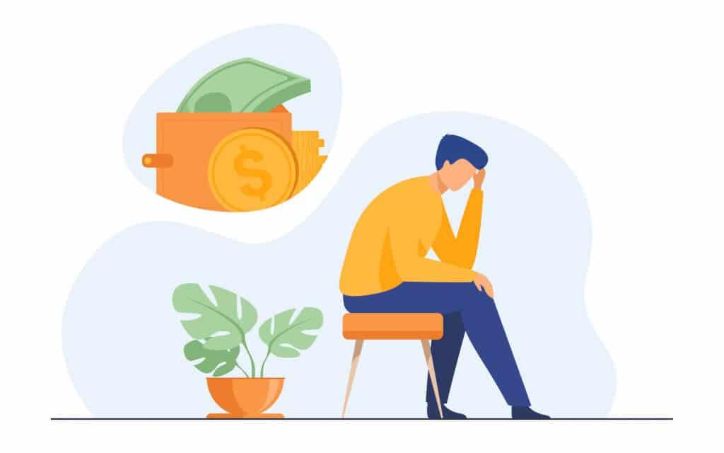 5 viktiga steg att ta när du möter ekonomiska problem