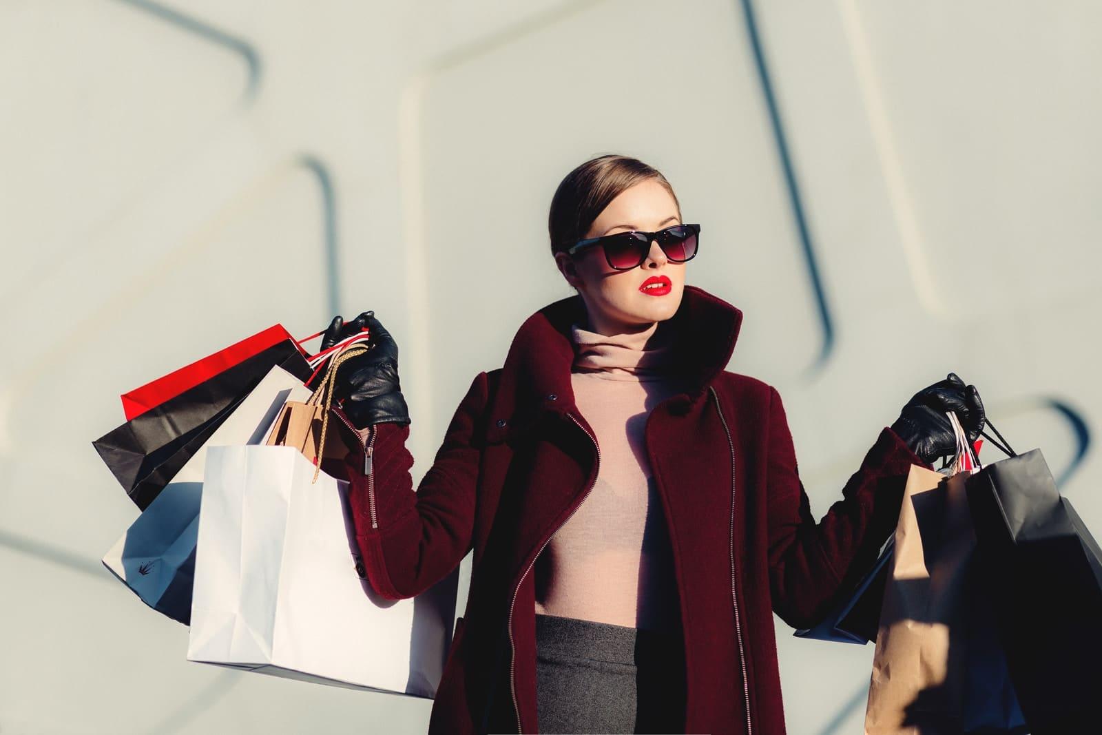 15 tecken på att du har ett allvarligt shoppingproblem